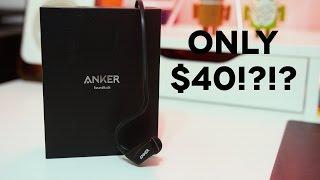Best Headphones For ONLY $40? (Anker SoundBuds Sport NB10)