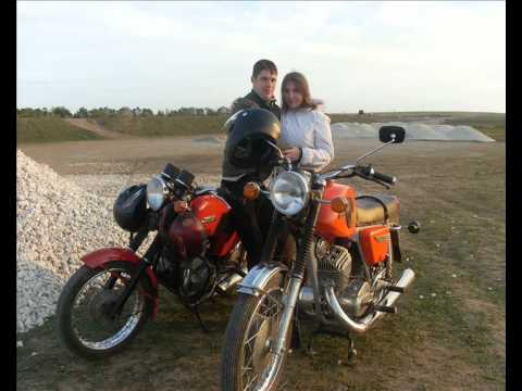 песня про мотоцикл иж #11