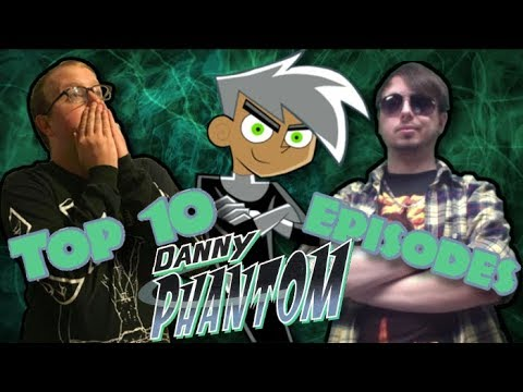 My Top 10 Favorite Danny Phantom Episodes (feat. AtticusTheDeathMetaller)