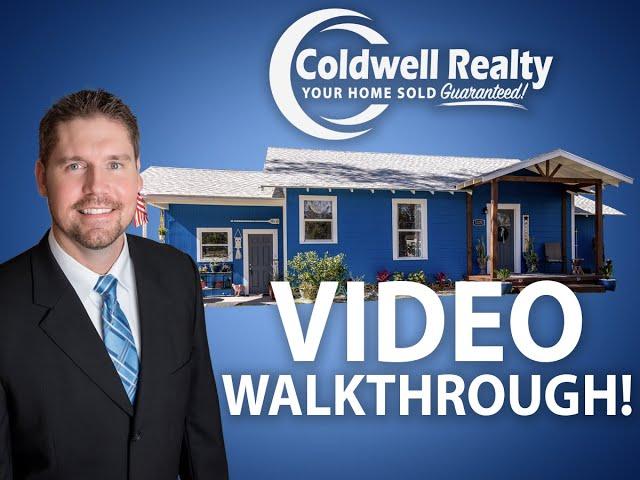 WALKTHROUGH - 1121 SE 29 Street, Ocala, FL 34471   Coldwell Realty