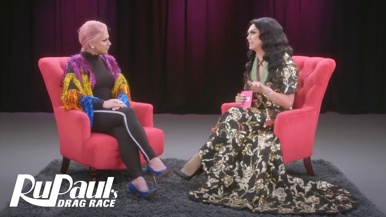 The Pit Stop S11 Episode 1: Manila Luzon & Farrah Moan Recap the Premiere | RuPaul's Drag Race S
