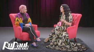 The Pit Stop S11 Episode 1: Manila Luzon & Farrah Moan Recap the Premiere | RuPaul's Drag Race