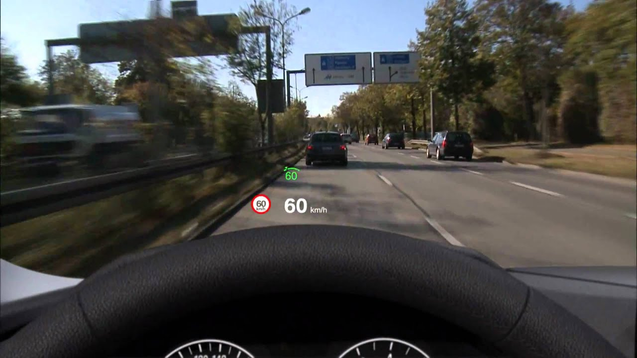 bmw 6 series head up display youtube. Black Bedroom Furniture Sets. Home Design Ideas