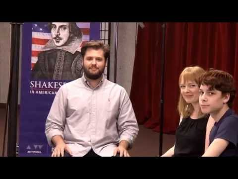 Breaking Shakespeare: Who Is Puck?