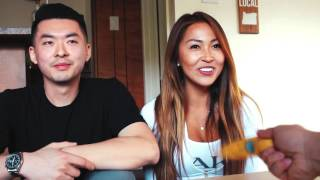 When you introduce your girlfriend to an Asian Mom