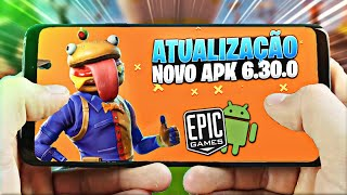 FORTNITE ANDROID UPDATE 6.30.0 APK DOWNLOAD-NEWS! 😱