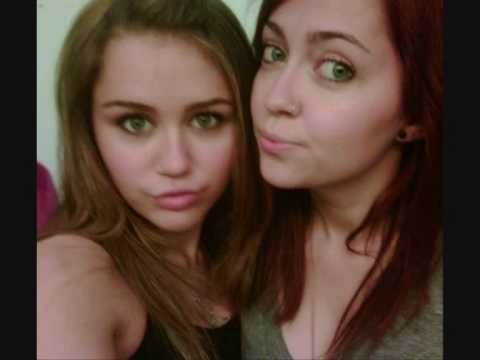 Miley Cyrus - baby to gorgeous 17 year old