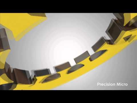 Forming and finishing - Precision Micro (Meggitt)