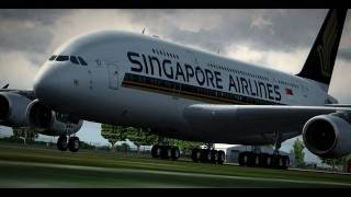 [HD] Project Airbus A380 [FS2004]