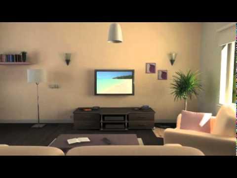 Flagtv+ SEDEA Antenne exterieure TNT amplifiée 40 dB