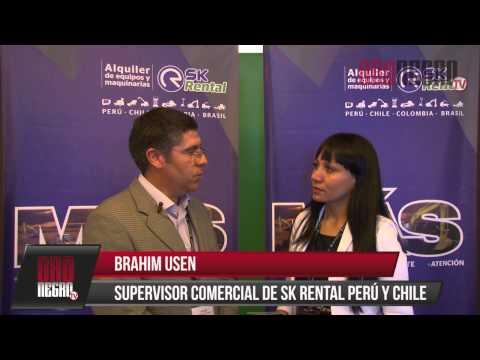 Latin Markets 2014 - Entrevista Sk Rental