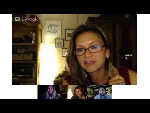 Nia Peeples, virtual hang out with nia 5-09-13