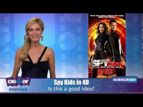 'Spy Kids: All the Time in the World' To Take Audiences To The 4th Dimension