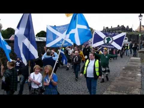 Battle of Stirling Bridge Anniversary Walk