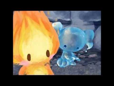 Fuego Y Agua Historia De Amor