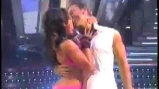 Lance Bass Paso Doble to Kiss a Girl