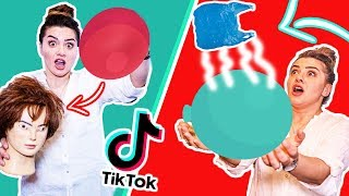 WE TRIED TikTok LIFE Tricks! # 6