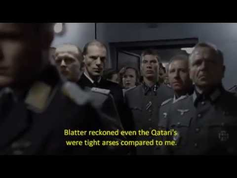 Hitler finds out Germany lost to Italy in 2006 WC Semi