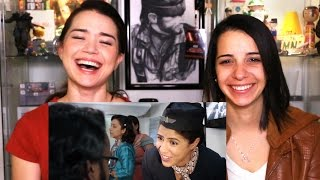 AIB HONEST INDIAN FLIGHTS Reaction by Achara & Naomi!