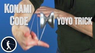 Learn the Konami Code 1A Yoyo Trick