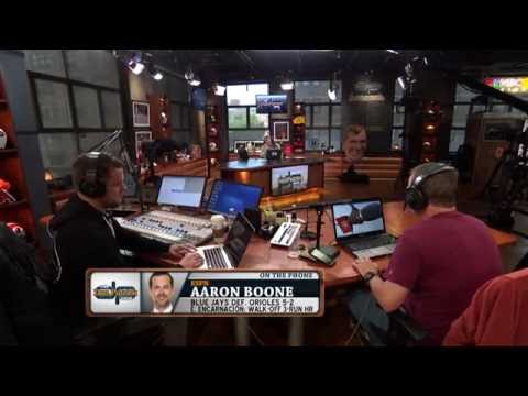 Aaron Boone on The Dan Patrick Show (Full Interview)