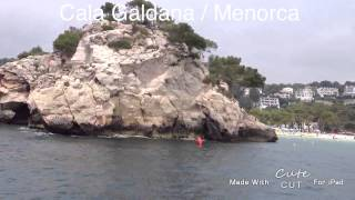 One week sailing trip from Mallorca to Menorca