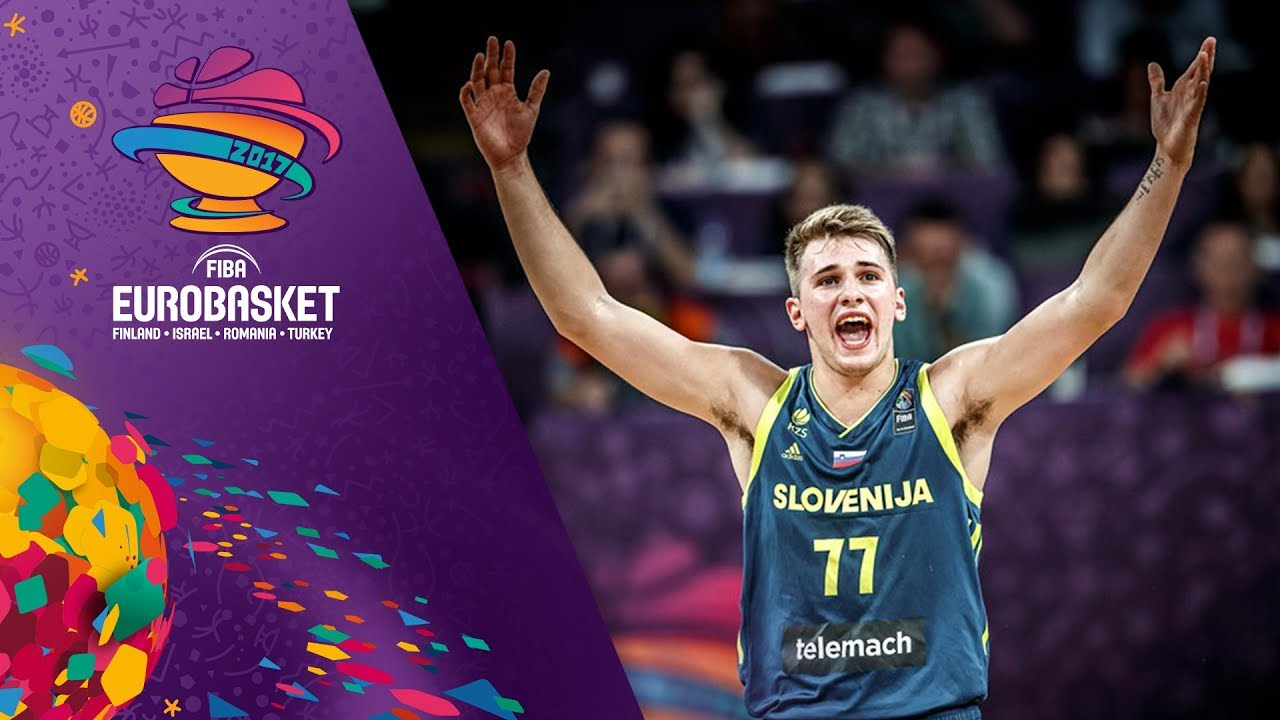 Luka Doncic - All-Star Five - FIBA EuroBasket 2017