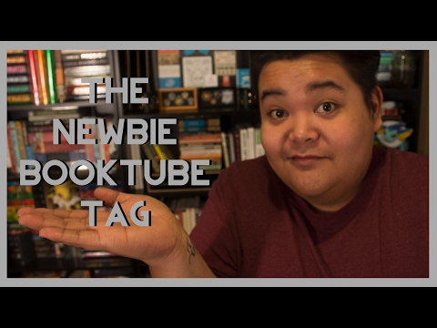 Newbie Booktube Tag