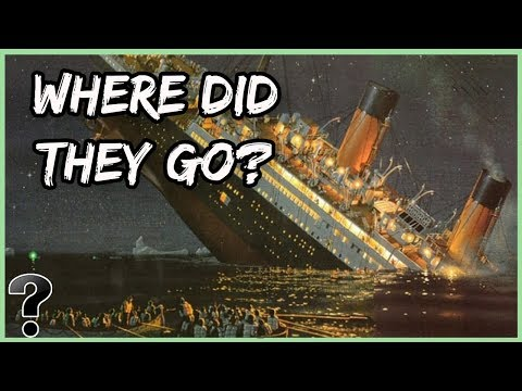 Where Did All The Bodies From The Titanic Go?