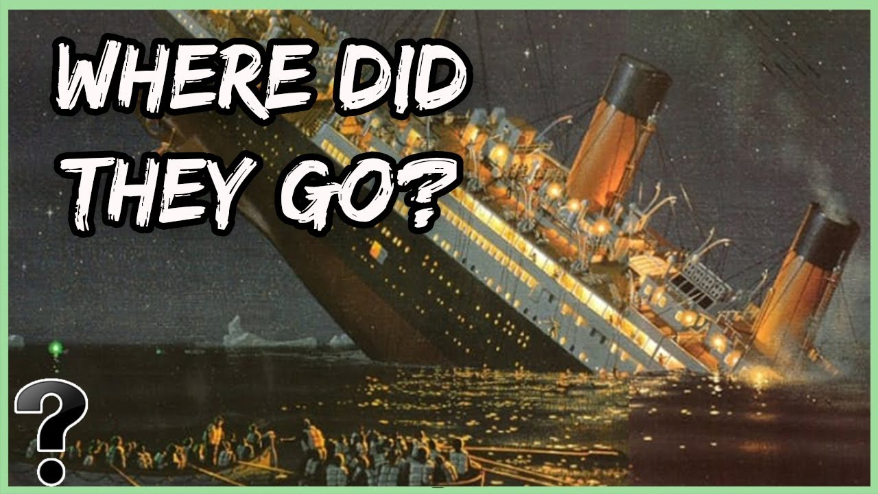 Download Where Did All The Bodies From The Titanic Go?