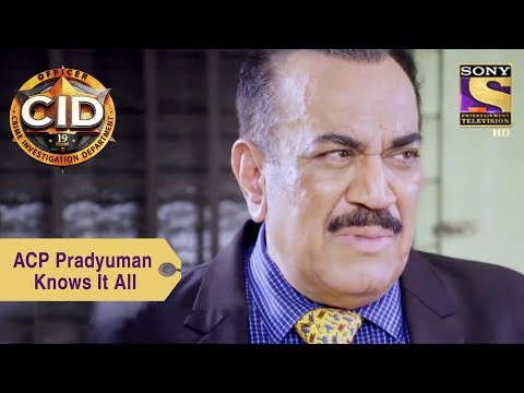 Your Favorite Character | ACP Pradyuman Knows It All | CID
