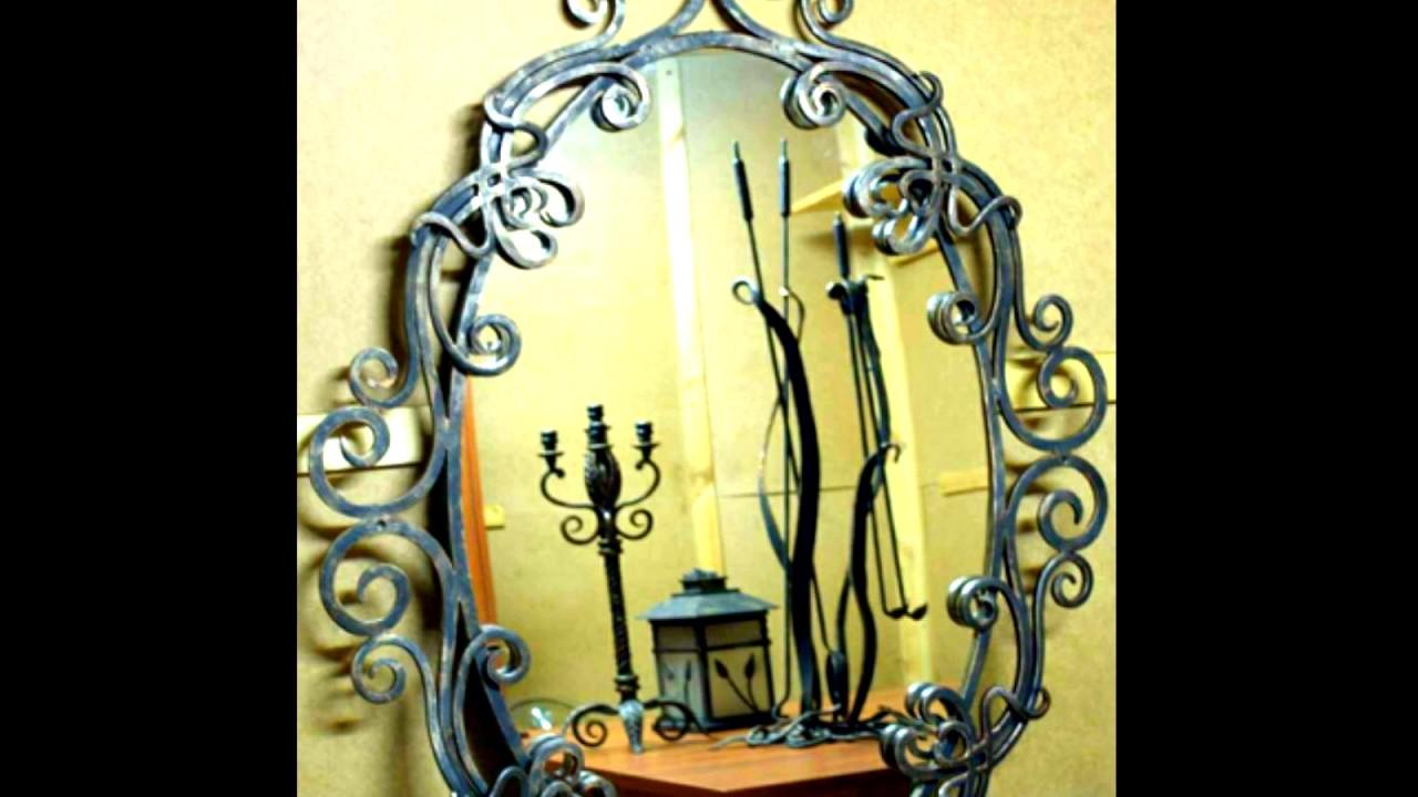гипсовые изделия состаренные зеркала Киев BrilLion Club 8354 - YouTube