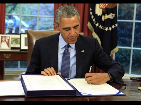 Obama Signs Bill Containing CISA Spying Laws, Barely Anybody Realizes It