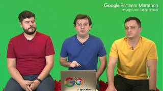 Google Partners Marathon | Pocket Live - Fundamentals