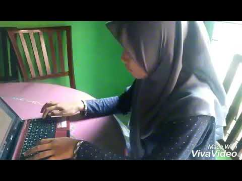 My job is Typist (juru ketik)