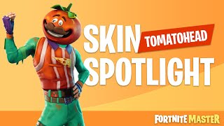 Tomatehead Skin Spotlight (Fortnite Battle Royale)