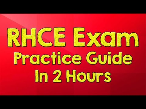 RHCE Exam Practice Guide | RHCE Certification | EX300 | Tech Arkit