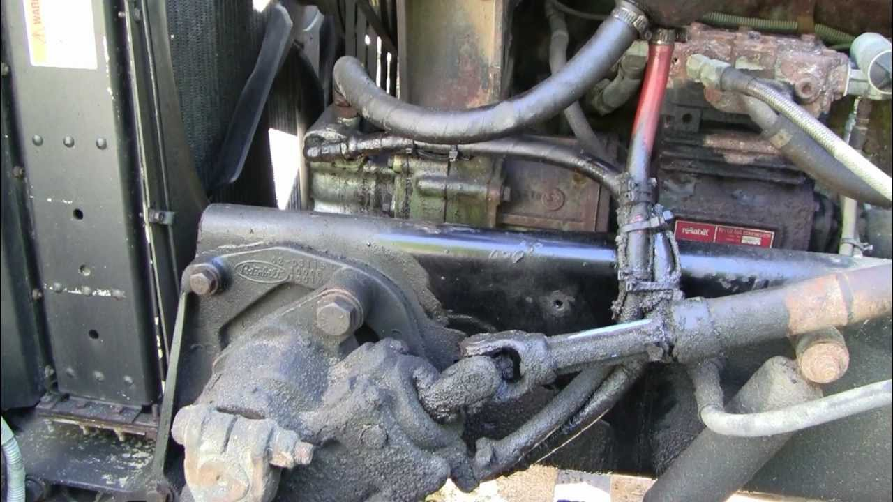 Power Steering Pump And Hoses