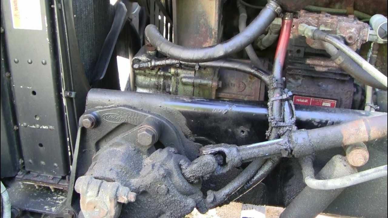 Power Steering hose leak  YouTube