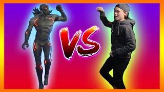Fortnite dances in Real Life #4 (V-Bucks Giveaway)
