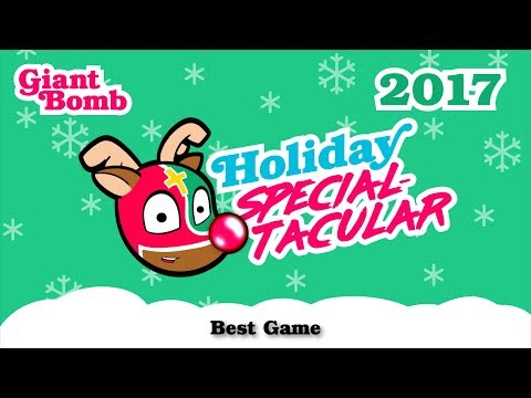 Game of the Year 2017: Best Game