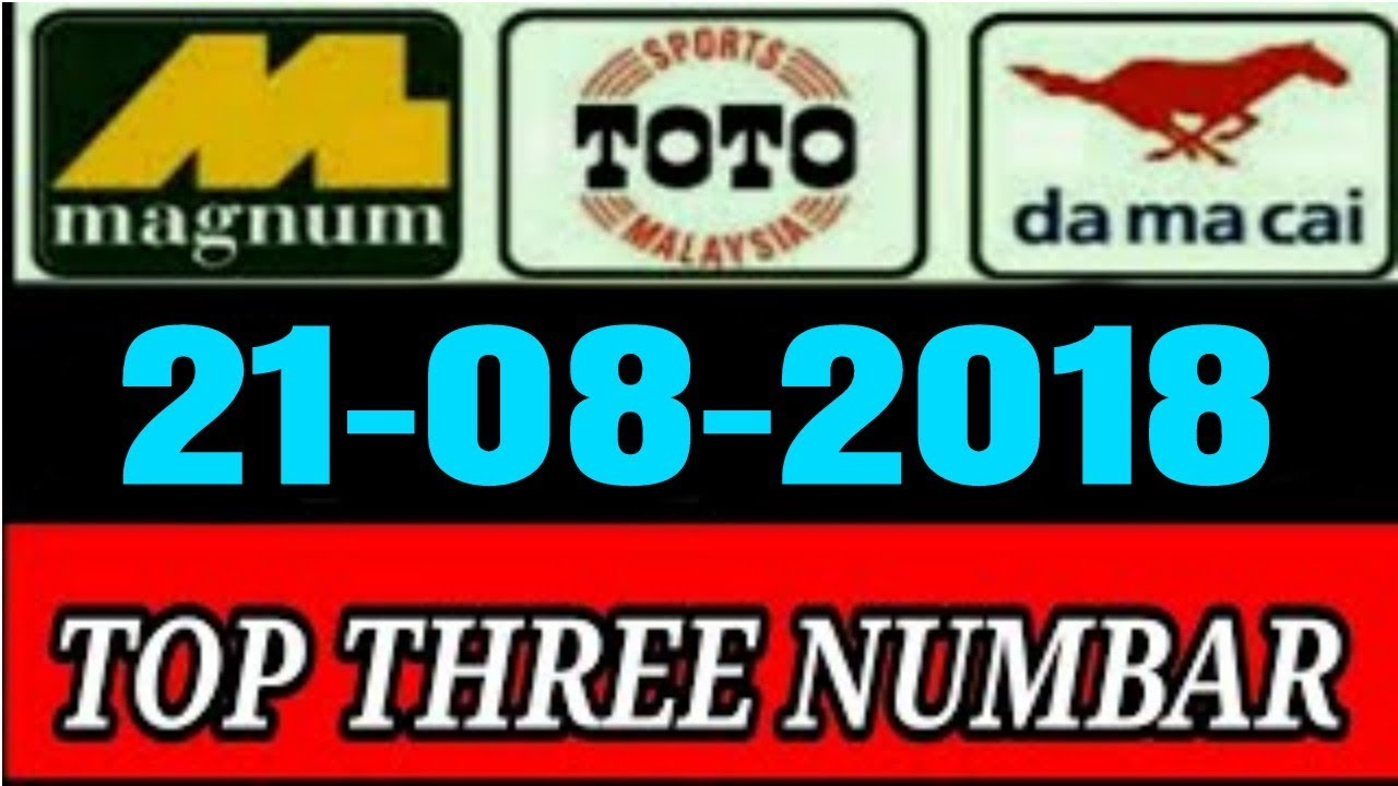 21-08-2018 4d lucky numbers | 4d magnum/4d damacai /4d toto lucky  predication