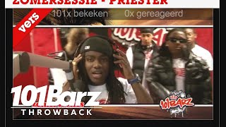#TBT - Priester | Throwback Sessie | 101Barz