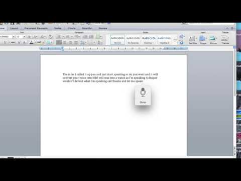 How to use dictation on mac,How to convert audio to text on mac for free ,