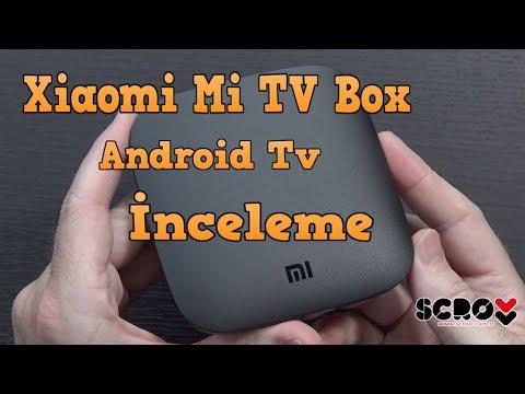 Xiaomi Mi TV Box 3 4K Android Tv Box (Global Versiyon)  İnceleme