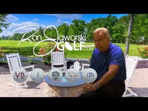 Ron Jaworski Golf Commercial 2015