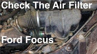 2000-2014 Ford Focus Air Filter