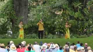 Hawaiian Hospitality - Prince Lot Hula Festival 2015