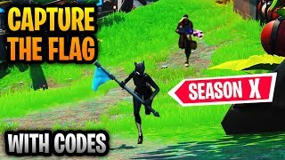Fortnite Capture The Flag Maps With Codes