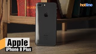 Apple iPhone 8 Plus — обзор смартфона